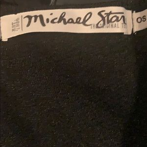 Michael Stars Tops - NWOT MICHAEL STARS VNECK TOP 3/4 sleeves OSFM